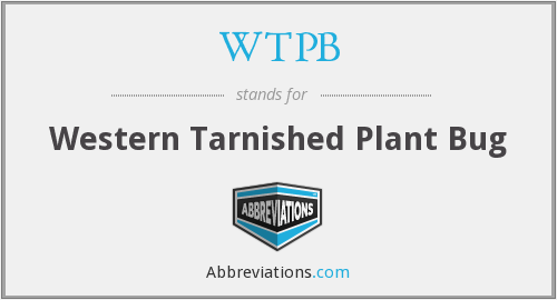 What does WTPB stand for?