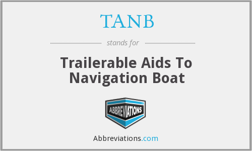 What does TANB stand for?