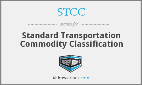What does STCC stand for?