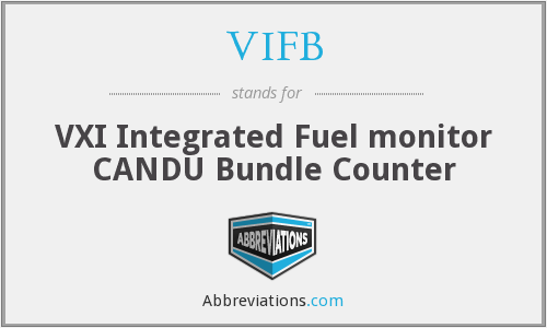 What does VIFB stand for?