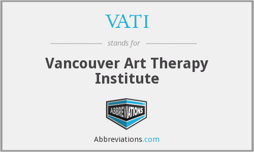 VATI - Vancouver Art Therapy Institute