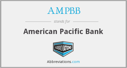 What does AMPBB stand for?