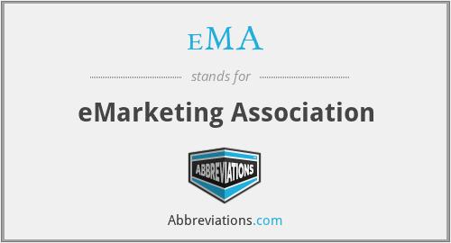 eMA - eMarketing Association
