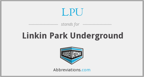 What does LPU stand for?