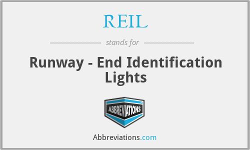 REIL - Runway - End Identification Lights