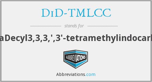 What does DID-TMLCC stand for?