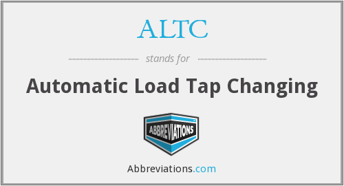 ALTC - Automatic Load Tap Changing