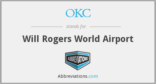 OKC - Will Rogers World Airport