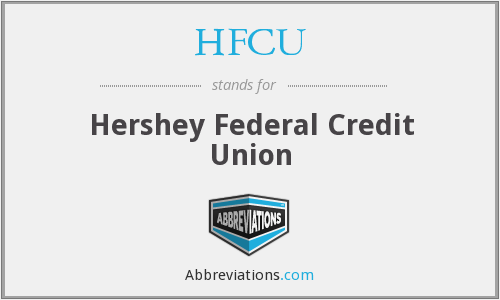 HFCU - Hershey Federal Credit Union