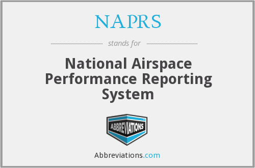 What does NAPRS stand for?