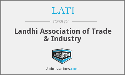 LATI - Landhi Association of Trade & Industry