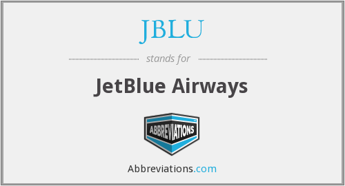 What does JBLU stand for?