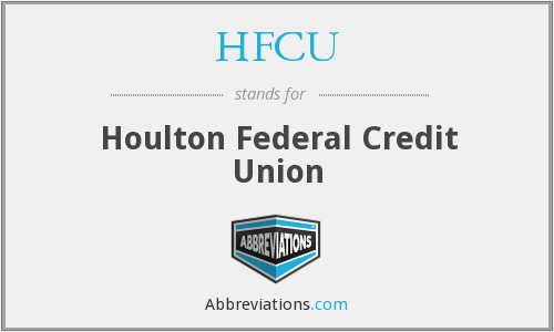 HFCU - Houlton Federal Credit Union