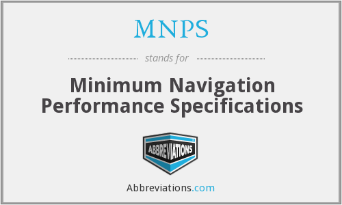 What does MNPS stand for?