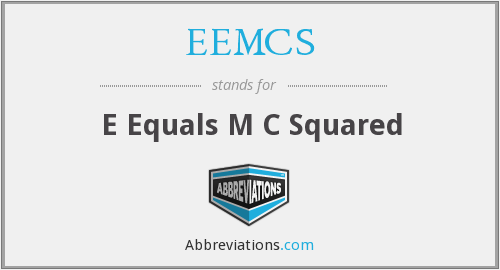 What does EEMCS stand for?
