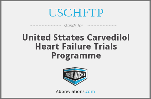What does USCHFTP stand for?