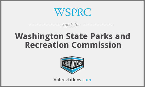 What does WSPRC stand for?