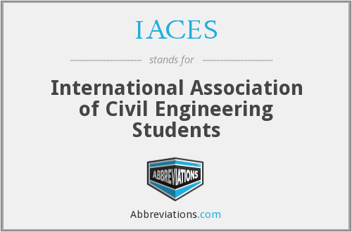 What does IACES stand for?