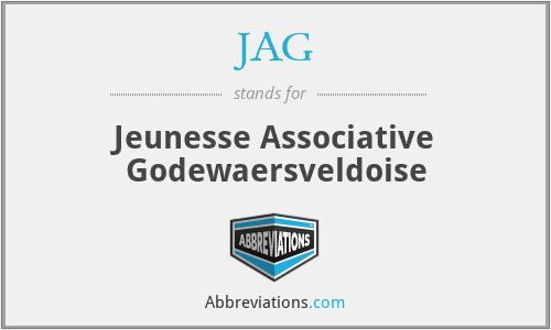 JAG - Jeunesse Associative Godewaersveldoise