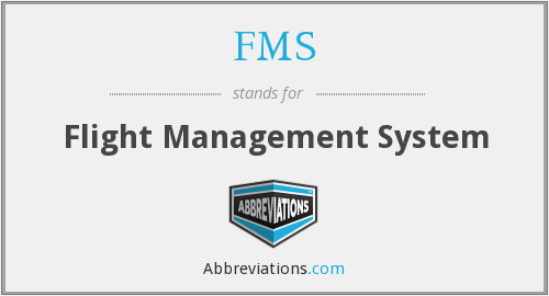 FMS - Flight Management System
