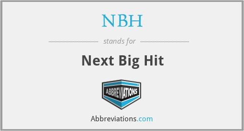 NBH - Next Big Hit