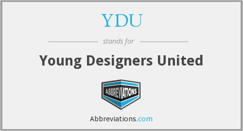 YDU - Young Designers United