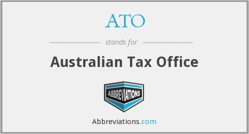 ATO - Australian Tax Office