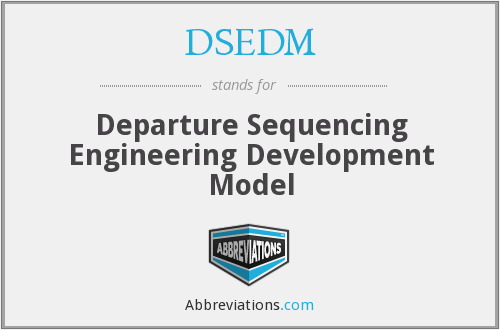 What does DSEDM stand for?