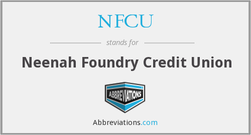 NFCU - Neenah Foundry Credit Union