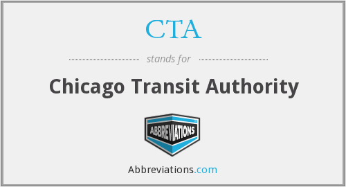 CTA - Chicago Transit Authority