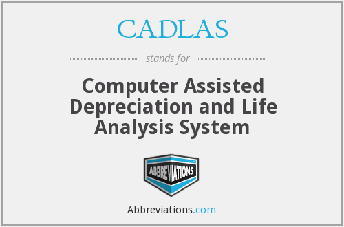 What does CADLAS stand for?