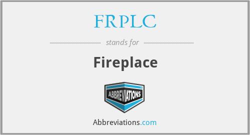 FRPLC - Fireplace