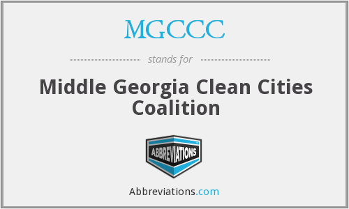 MGCCC - Middle Georgia Clean Cities Coalition