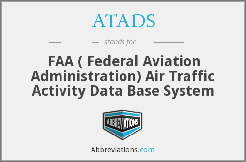 What does ATADS stand for?