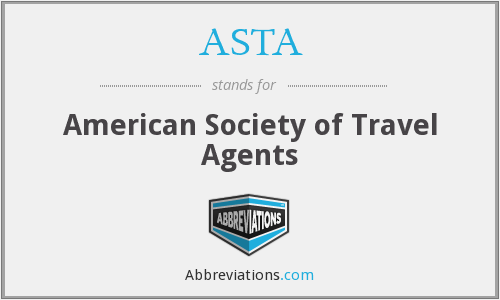 What does ASTA stand for?