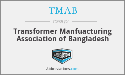 TMAB - Transformer Manfuacturing Association of Bangladesh