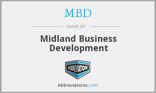 MBD - Midland Business Development