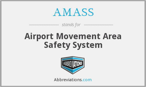What does AMASS stand for?