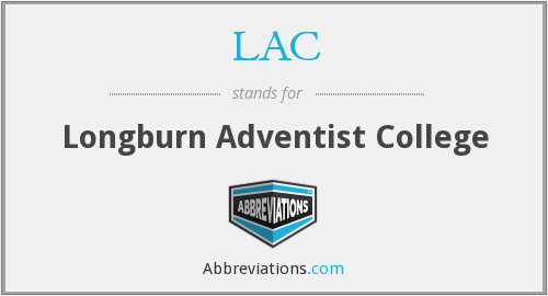LAC - Longburn Adventist College
