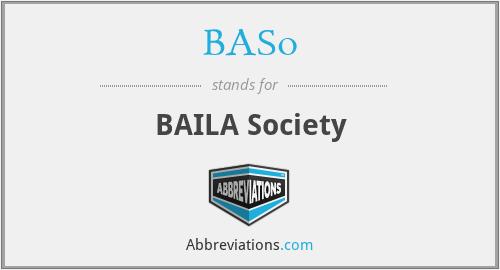BASo - BAILA Society