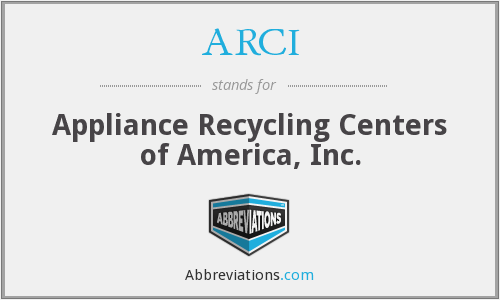 What does ARCI stand for?