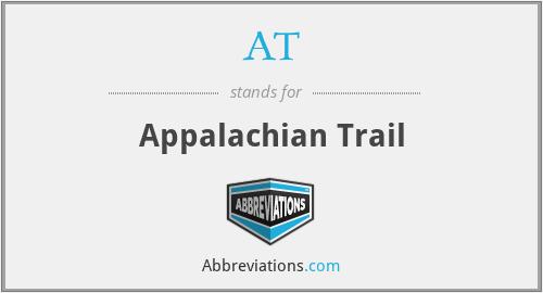 AT - Appalachian Trail