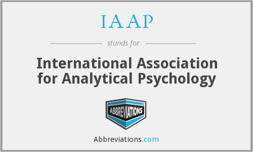 IAAP - International Association for Analytical Psychology