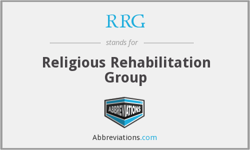 RRG - Religious Rehabilitation Group