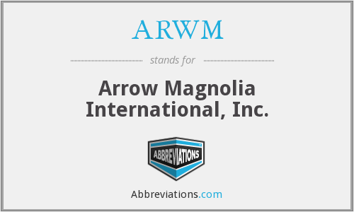 What does ARWM stand for?