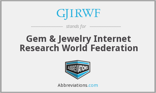 What does GJIRWF stand for?