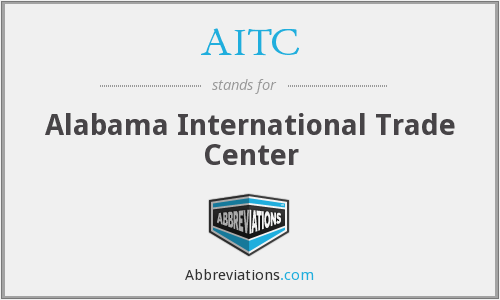 AITC - Alabama International Trade Center
