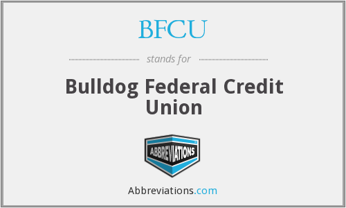 BFCU - Bulldog Federal Credit Union