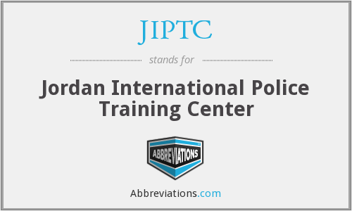 JIPTC - Jordan International Police Training Center