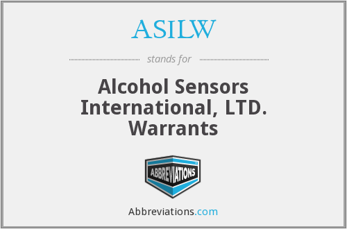 What does ASILW stand for?